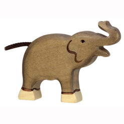 Holztiger Houten Olifant Slurf
