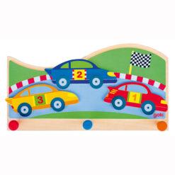 Goki Houten Kapstok Raceauto