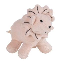 Knuffel Leeuw met squeaker Tikiri
