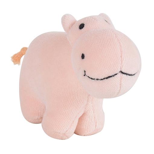 Knuffel Nijlpaard met squeaker