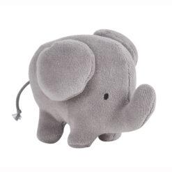 knuffel olifant met squeaker