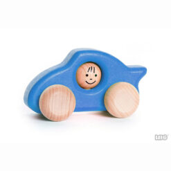 Bajo Houten Sport Auto Blauw
