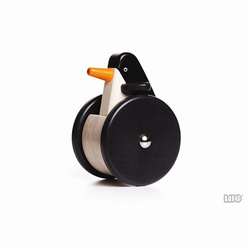 Houten Wiebel Pinguïn