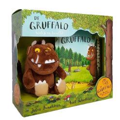 De Gruffalo knuffel en prentenboekje