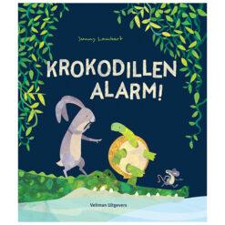 Prentenboek Krokodillen Alarm! van Uitgeverij Veltman