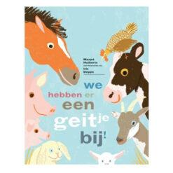 We hebben er een geitje bij! prentenboek