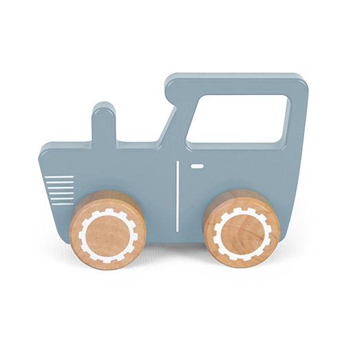 Houten Speelgoed Tractor Little Dutch