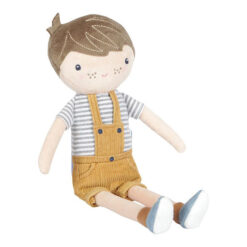Little Dutch Knuffelpop Jim Jongen