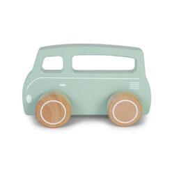 Little Dutch Houten Speelgoed Bus