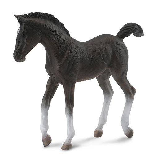 88452 Collecta Tennessee Walking Horse Veulen Zwart EAN 4892900884523