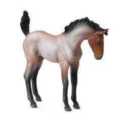 Mustang Veulen Voskleurig