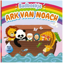 Badboekje van Ark van Noach Badspeelgoed