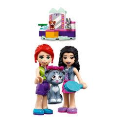 Emma en Mia Friends Lego