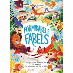 Formidabele Fabels Dieren Kinderboek