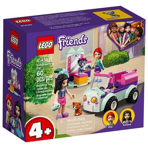 Friends Emma en Mia Lego Set 41439
