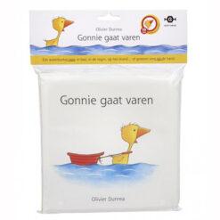 Gonnie Gaat Varen Badboek