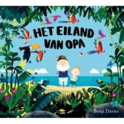 Het Eiland van Opa Prentenboek.