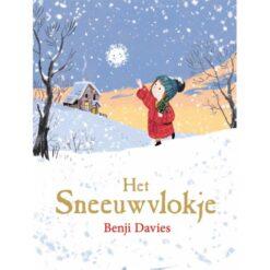 Het Sneeuwvlokje Prentenboek