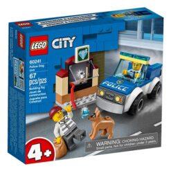 Hondenpatrouille van Lego City 60241