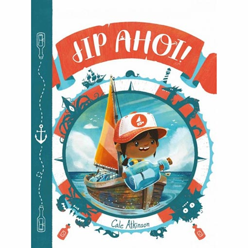 Jip Ahoi! Een Prentenboek voor een Avonturier