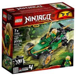 Jungle aanvalsvoertuig Ninjago Set 71700