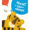 Ssst! De Tijger Slaapt Kartonnen Kinderboek