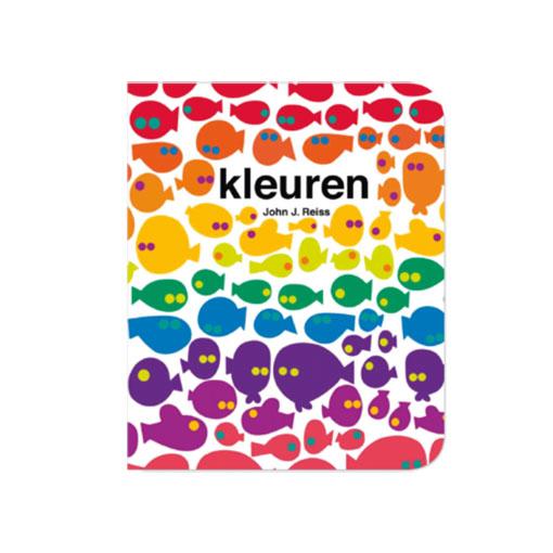 Kleuren Leren Boek Rubinstein 9789047625254