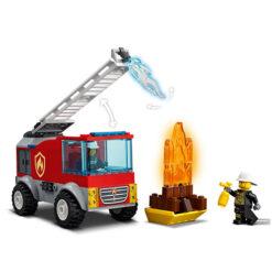 Ladder en Blusslang Lego