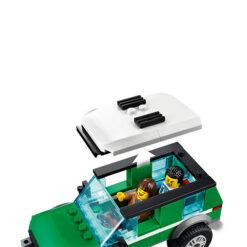 Lego Auto met Verwijderbaar Dak