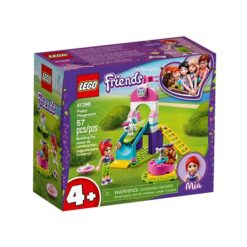 Lego Friends Mia en Hondjes Cookie en Coco 41396