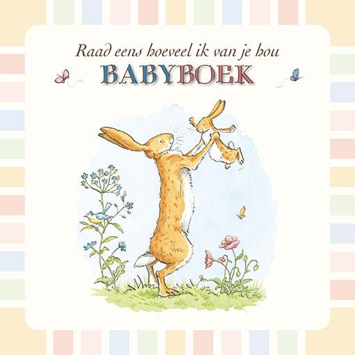 Mijn Babyboek Raad Eens Hoeveel Ik Van Je Hou