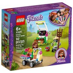 Olivia's Bloementuin van Lego Friends