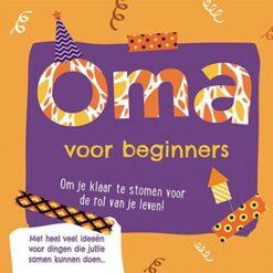Oma Voor Beginners Boekje