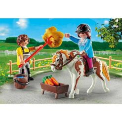 Playmobil Paardrijden Starter Pack