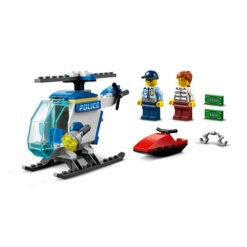 Politieagent en Boef van Lego