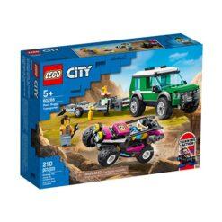 Racebuggytransport Lego Set 60288