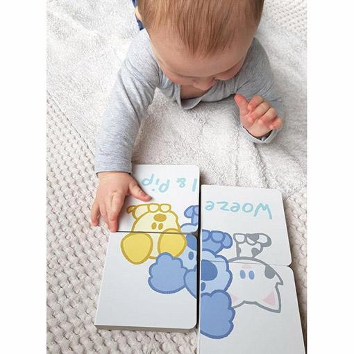 Spelen Met Woezel en Pip Baby Boekjes