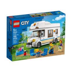 Vakantiecamper Set 60283 Lego