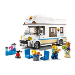 Vakantiecamper Speelset 60283