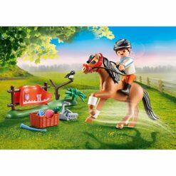 Verzamelpony Connemara van Playmobil