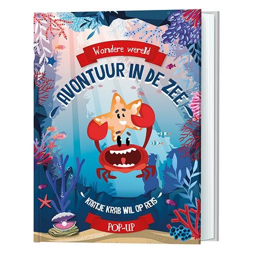 Wondere Wereld Pop Up Avontuur in de Zee