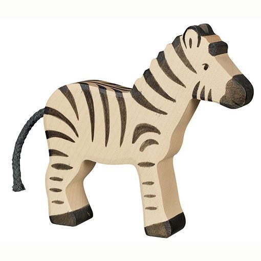 Zebra Holztiger 80568