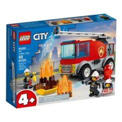 Brandweer Ladderwagen Lego City Set 60280