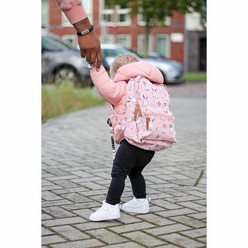 Kinderrugzak 2 tot 6 jaar Kleur roze