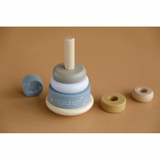 Houten Speelgoed Tuimelaar van Little Dutch LD7013