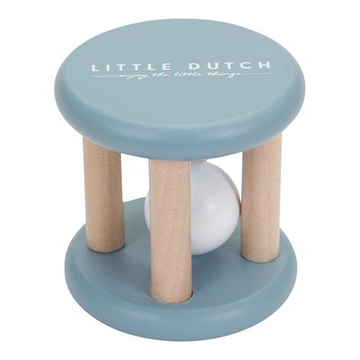 Little Dutch LD7010 EAN 8713291770102 Houten Speelgoed Rammelaar