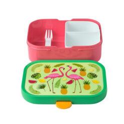 Tropical Flamingo Lunchbox van Mepal EAN 8711269947532