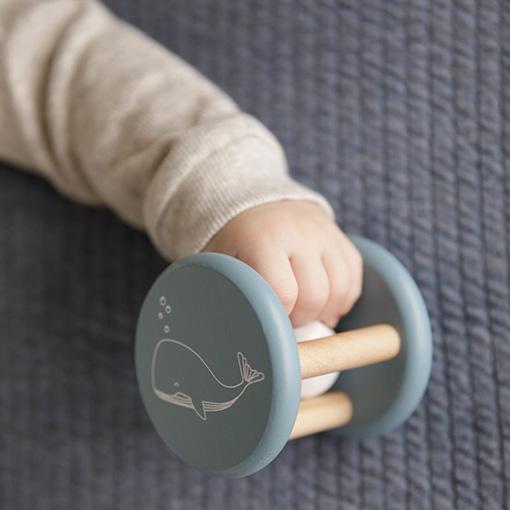 Walvis Rammelaar voor de Kleine Handjes Gemakkelijk vast te Houden