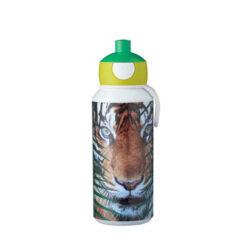 Tijger Animal Planet Pop-up Drinkfles van Mepal