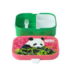 Broodtrommel met een Panda van Animal Planet